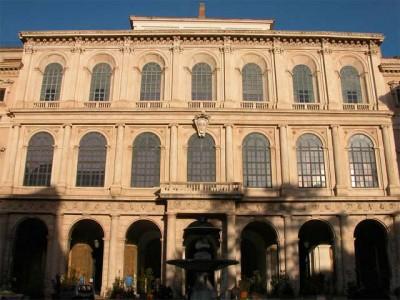 Palazzo Barberini 13
